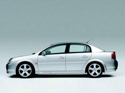 Обвес на Opel Vectra C Седан от компании Irmscher