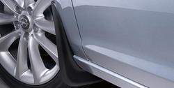 Брызговики передние Opel Astra J Хэтчбек, Седан, GTC, Sports Tourer