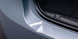 Защитная пленка на бампер Opel Astra J