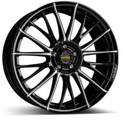 Диски литые R18 легкосплавные DOTZ Rapier для Opel Astra J c бензиновыми двигателями 1,4 л и 1,6 л, дизельными двигателями 1,3 л