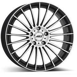 Диски литые R17 легкосплавные AEZ Valencia dark для Opel Astra J c бензиновыми двигателями 1,4 л и 1,6 л, дизельными двигателями 1,3 л