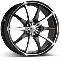 Диски литые R17 легкосплавные DOTZ Shuriken для Opel Astra J c бензиновыми двигателями 1,4 л и 1,6 л, дизельными двигателями 1,3 л