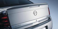 Спойлер задний Opel Vectra C в стиле OPC Line