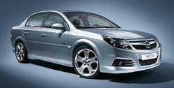 Обвес на Opel Vectra C Седан от компании Opel в стиле OPC Line I