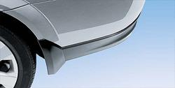 Брызговики задние Opel Astra H Универсал