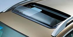 Дефлектор люка крыши Opel Antara