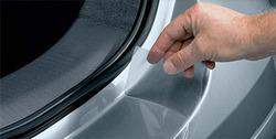 Защитная пленка на бампер Opel Astra H Универсал