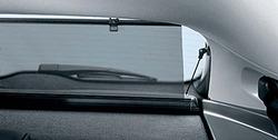 Защитные шторки на заднее окно Opel Astra H GTC