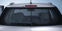 Защитные шторки на заднее окно Opel Astra H Универсал