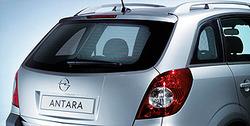 Защитные шторки на заднее окно Opel Antara