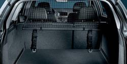 Сетка в багажное отделение вертикальная Opel Astra H