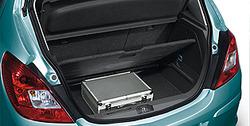 Крышка пола багажника Opel Corsa D