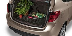 Коврик в багажник Opel Meriva B