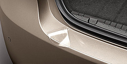 Защитная пленка на бампер Opel Meriva B