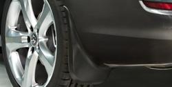 Брызговики задние Opel Meriva B