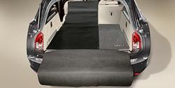 Коврик в багажник Opel Insignia Sports Tourer складной черный