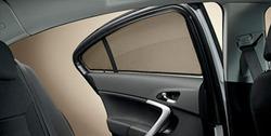 Защитные шторки на боковые окна Opel Insignia Хэтчбек