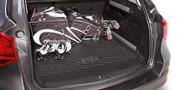 Коврик в багажник Opel Astra J Sports Tourer