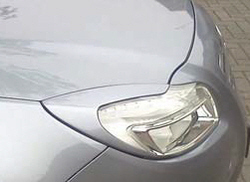 Реснички на фары Opel Insignia