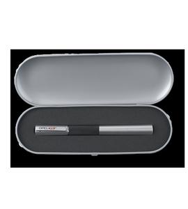 Ручка металлическая шариковая с логотипом GT в футляре