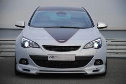 Накладки на зеркала бокового вида для Opel Astra J