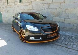 Обвес на Opel Insignia SportsTourer от компании Mattig