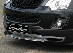 Обвес на Opel Antara от компании Irmscher