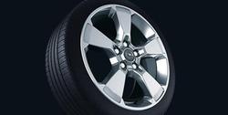 Диски литые R18 легкосплавные дизайн 5 лучей для Opel Antara
