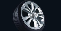 Диски литые R19 легкосплавные дизайн OPC Line 5 двойных Y-образных лучей для Opel Antara