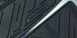 Коврики в салон Opel Mokka резиновые