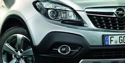 Противотуманные фары Opel Mokka