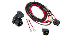 Комплект электрооборудования для тягово-сцепного устройства с 13-контактными разъемами