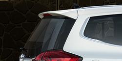 Спойлер на крышу Opel Zafira Tourer в стиле OPC Line