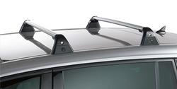 Багажные дуги для Opel Zafira Tourer с рейлингами
