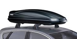 Транспортный контейнер на крышу Thule ``Atlantis 780`` Black glossy