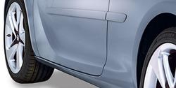 Боковые молдинги Opel Astra J GTC