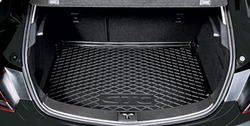 Коврик в багажник Opel Astra J GTC