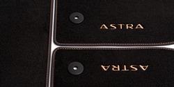 Коврики в салон Opel Astra J Хэтчбек, Седан, GTC, Sports Tourer велюровые цвета какао