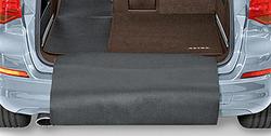 Ковровое покрытие в багажник Opel Astra J Sports Tourer цвета какао