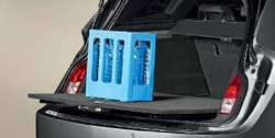 Выдвижная платформа багажного отделения Opel Insignia Sports Tourer цвета какао