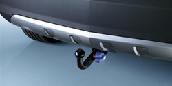 Тягово-сцепное устройство Opel Antara съемное