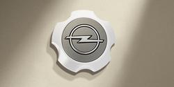 Центральный колпачек ступицы диска Opel Antara R18