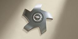Центральный колпачек ступицы диска Opel Astra J GTC R20