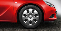 Колпак колеса Opel J Хэтчбек, Седан, Sports Tourer, Opel Zafira Tourer R17 дизайн 7 спиц
