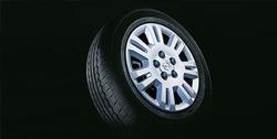 Колпак колеса Opel Antara R16 дизайн 7 двойных спиц