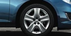 Колпак колеса Opel J Хэтчбек, Седан, Sports Tourer R17 дизайн 5 спиц
