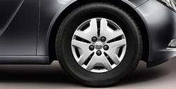 Колпак колеса Opel Insignia Хэтчбек, Седан, Sports Tourer R16 дизайн 5 двойных спиц