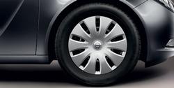 Колпак колеса Opel Insignia Хэтчбек, Седан, Sports Tourer R17 дизайн 10 спиц