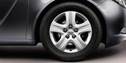 Колпак колеса Opel Insignia Хэтчбек, Седан, Sports Tourer R17 дизайн 5 спиц