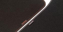 Коврики в салон Opel Meriva B ворсовые цвета какао